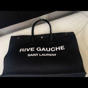 Saint Laurent Noe Cabas Tote